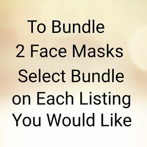 Accessories - Face Masks